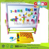 OEM Creative Double Side Magnetic Board Kids Wooden Toys                                                                         Quality Choice