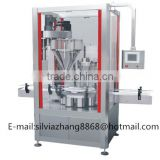 factory price automatic bulk tea/tea granule/roasted coffee can filling machine