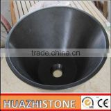 Hight quality of black stone wash hand basin                                                                         Quality Choice