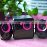 Portable amplifier high-end low-end sound system digital USB bluetooth speakers