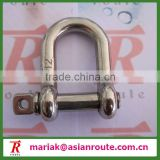 stainless eye bolt with screw