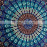 Indian Mandala Tapestries Cotton Wall Hangings Ethnic Decorative Tapestry Hippie Bedspread Boho Throw