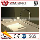 New products customized marble bathroom countertops