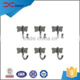 Custom made stainless steel material durable various types hooks                                                                                                         Supplier's Choice