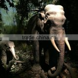 Great Quality Life Size Animal Statue of Elephant