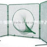 metal style cheap and customized baseball batting cage net for training                                                                         Quality Choice