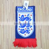 Customize football club design football fan scarf soccer sports,sports scarf football team scarf