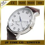 New Classic Fashion Quartz Casual mens women's private label watch manufacturers JP Time