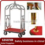 China furniture Luggage Platform Cart Used For Hotels
