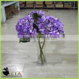 High Quality Artificial Flower Hydrangea Bouquet for Artificial Flowers Wedding Party dDcoration Silk Flower