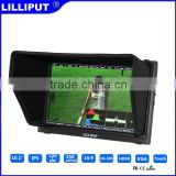 "Lilliput TM-1018/S 10"" IPS 3G-SDI Monitor With Touch Vector scope Waveform Function"
