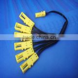 Dongguan Fongkit 6 in1 Splitter Cable for EL Wire Neon Strip Light Conected with Inverter IUK
