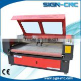 Wood/MDF/Acrylic/Paper/Leather/Fabric/Rubber/Brick/PVC CO2 Laser cutting machine price with auto focus