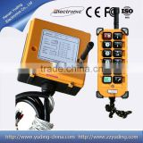 joystick control for crane F23-bb Industrial Wireless Radio Remote Controls For Cranes And Hoists
