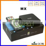 Shenzhen Android 4.2.2 dual Amlogic 8726 4k*2k wifi Kodi XBMC MX internet cable tv set top box