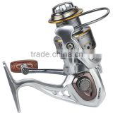 aluminum spinning fishing reel and we can offer OEM service GP series