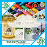 Manufacture price natural soy wax flakes/pearls/melt for candle making