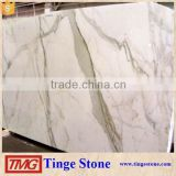 Nice Calacatta gold marble slab For Sale