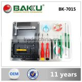 BAKU BK-7015 15 pieces for one Screwdriver Set Repairing Kit Tools for Iphone4 and Blackberry