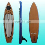 2016 hot PVC inflatable stand up paddle board