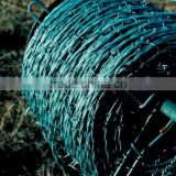 China Manufacturer Wholesale Cheap Barbed Wire , PVC coated barbed wire price per roll , low price barbed
