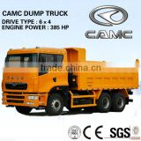 CAMC 6x4 heavy Dump Truck brands 30 tons tipper trucks for sale (Engine Power: 340HP, Payload: 20-40T)