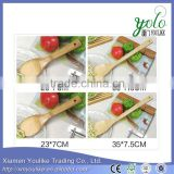 New 2016 product Bamboo kitchen tools natural Bamboo Cooking Utensil