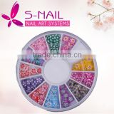 Hot selling finger nail art fimo clay, fimo polymer clay,nail art canes, nail art decoration
