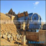 High strength rock crushing jaw crusher, used granite crusher machine for sale at low price                                                                                                         Supplier's Choice