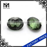 Wuzhou Loose Gemstone Oval 10 x 8 mm 149 # Green Spinel Gemstone