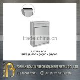 China manufacturer custom apartment building mailbox