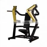 2016Classical plate load gym equipment / pure strength training equipment /chest press