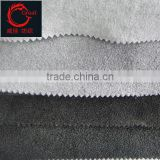 Wholesale Spun Fleece 100% Polyester Grey and Melgrey for blanket