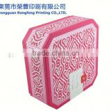 Fine Square bottle packaging perfume box
