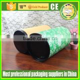 firework paper tubes kraft cardboard box paper tube with lid