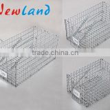 NL1101 Eco-friendly Automatic Folding mouse trap cage easy for catching
