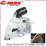 125mm Plastic Dust Cover Used For Angle Grinder GT-DS125B