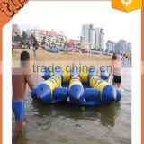 hot sell ! 2015 cheap and The best professional flying inflatable banana water sled for entertainment made in china