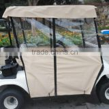 Rain golf trolley cover/ universal golf cart cover at factory price with free sample
