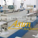 PVC WPC Co-extruder Profile Making Machine /WPC Machines/ Extruder Production Line