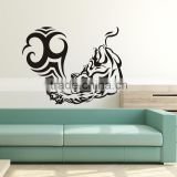 RTRYST Professional Factory Directly Sale Eco-friendly Custom PVC Wall Sticker Removable Clear