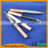 fish bone ball pen for promotional gifts with string