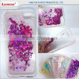 liquid quicksand glitter luxury bling shinning tpu bumper case back cover for Blu vivo studio air life pure xl 5.5 6.0 7.0 8