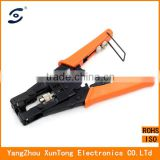"9.1"" compression crimping tools for F connector RG11/RG59/RG6 cables"
