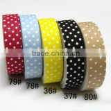 Wholesale YIWU FACTORY cotton Polka Dots Fabric Washi Tape 15mm x 5m wide Roll Decorative Sticky Cotton Adhesive Craft Gift UK