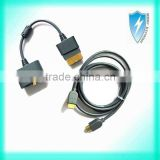 hot selling component av cable for xbox 360