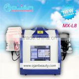 Cavitation Lipo Machine Lipo Laser Cellulite Vacuum Massage Ultrasound Cavitation For Cellulite / Lipo Diode Laser Slimming / Cavitation&lipo Laser Machine