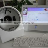 Best Price Multifunction Magic Mirror No Pain Facial Skin Analyzer Beauty Equipment Permanent