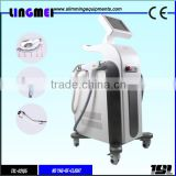 Lip Hair 3in1 Elight Ipl Rf Nd Yag Laser Multifunction Machine/diode Pump Ipl Rf Nd Yag Laser Machine/q Switched Nd Yag Laser Semiconductor