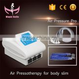 Professional lymph detox & lymph drainage machine Air Pressure pressotherapy slimming machine for salon use